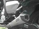 Yamaha Vmax mit Remus Auspuffanlage