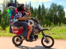 Völlig durchgeknallt: Summer Moped by SFT - krass