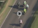 Vollgasspielchen > 250km/h, Windschatten - NW200 2016 Supersport Race