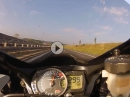 Vollgastest Suzuki GSX-R 1000 K6, Powercommander, 299km/h