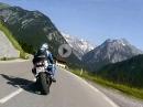 Vom Lechtal auf das Hahntennjoch in Tirol - die schönere Seite