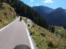 Vom Manghen Pass bis Calamento - wunderschöne Strecke