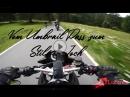 Vom Umbrail Pass zum Stilfser Joch, Aprilia Tuono V4 APRC - RAW