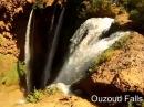 Von Afourer zum Ouzoud Wasserfall, Marokko, Mittlerer Atlas