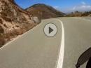 Von Alassio nach Genua - Italienische Seealpen, Honda CBR1000R