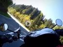 Von Bischofshofen nach Mühlbach Am Hochönig mit Ducati Monster