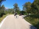 Von Bolognano über Passo Santa Barbara nach Pannone