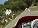 Anfahrt von Gargnano zum Lago di Valvestino