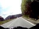 Motorradtour von Gasen auf´s Straßegg, Steiermark, Österreich