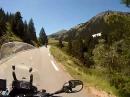 Von Jausiers auf den Col de la Bonette (Nordrampe)
