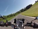 Von Muolen nach St Pelagiberg in der Ostschweiz | Moto Guzzi Griso 1200 8V SE