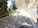 Traumhaft: Vom Passo Valentino über Passo Baldo nach Mezzavilla