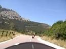 Von Siniscola nach Lode einer der schönsten Pass-Straßen Sardiniens