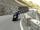 Von Trafoi auf das Stilfserjoch - Passo del Stèlvio KTM 990 SM