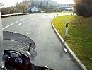 Von Unteralbis über den Albispass nach Riedmatt. Motorradtour Kawa 1400GTR
