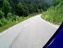 Von Wachenheim nach Lindenberg im Pfälzer Wald gefilmt mit Action Cam, Eagle 100