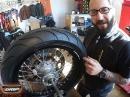 Vorder-/Hinterrad aus- und einbauen, Reifen wechseln und Rad wuchten | GRIP - BIKE-EDITION