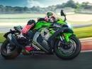Vorgestellt: 2019 Kawasaki Ninja ZX-10R, Daten, Leistung, Modelle von Motorrad Nachrichten