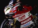 Vorstellung Ducati SBK Team 2014 Davies, Giugliano, 1199 Panigale