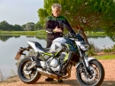 Vorstellung: Kawasaki Z650 (2017) - Technik, Euro 4, Sitzhöhe ...
