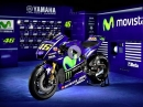 Yamaha YZR-M1 - Vorstellung der Movistar MotoGP Yamaha 2017