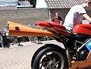 Geil: Vuvuzela für Motorräder - Endlich können wir Motorradfahrer mitblasen
