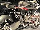Vyrus 986 M2 - Motorrad handmade in Rimini (Italien) Klein aber fein