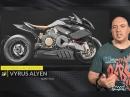 Vyrus Alyen - Motorrad nicht von dieser Welt, BMW R18 uvm. Motorrad Nachrichten