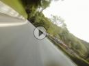 W. Dunlop mit Gixxer am Anschlag - Senior TT onboard - Geschichten aus dem Brennraum