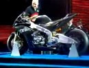 Wahnsinn: Aprilia RSV-4 Superbike-Renner für 2009 - Sound aufdrehen!