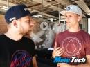 Wahnsinnsgerät: BMW HP4 Race - Tech Talk mit Julian Puffe und MotoTech