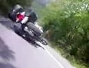Motorradunfall Slowenien: War es Schotter oder Blitzeis?