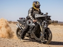 "'War Horse' M134X Interceptor Yamaha ""Waffe"" by Recoil.tv"