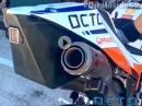 WarmUp: Geiler Sound aus fragwürdigem Hintern - Octo Pramac Racing Ducati