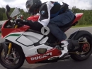 Was geht? Ducati V4 vs. R1M vs. S1000RR vs. ZX-10R - Street Racing
