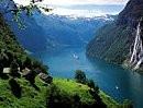 Traumstraße: Abwärts zum Geiranger-Fjord