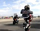 WCC 2010 Ride - Crazy Streetbike Freestyle in Amiland - Great