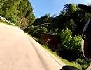 Wehratal im Schwarzwald von Wehr nach Todtmoos Motorradtour BMW R1200R