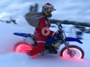 Crazy Weihnachtsmann auf Speed - Merry christmas everybody by SFT