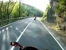 Motorradtour Schmitten Richtung Weiltal zur Weiltalhütte