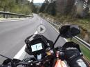 Zügig über's Weissenbachtal zum Attersee mit KTM 1290 Super Adventure R