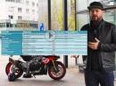 Welche und wieviel Elektronik benötigt man im Motorrad von Chain Brothers