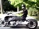 Welches Motorrad, welche Marke? Erlkönig? Gesehen in Argentinien
