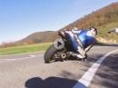 Herbstspaß mit BMW S1000RR