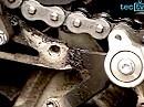 Feststoffschmiere für Motorradketten. NIE mehr Kette schmieren - Testbericht