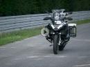 Weltpremiere: BMW R1200GS fährt autonom - Fahrer überflüssig ?!