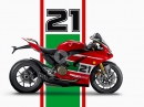 Weltpremiere: Ducati Panigale V2 Bayliss 2021