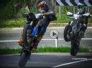 Wemsen am Penser Joch: Husqvarna FE 501 vs. KTM 500EXC-F