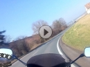Wendelstein Saale/Unstrut mit Honda CB1300 Super Bol d'or