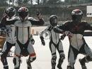 Race-Dance: Mit den besten Freunden auf der Rennstrecke